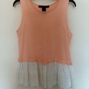 Tops - Boutique | pink lace top